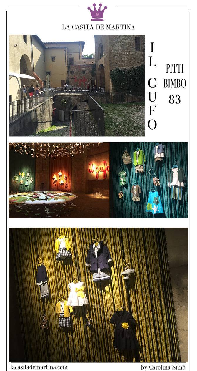 Pitti Bimbo, Il Gufo, Kids Fashion Blog, Blog de Moda Infantil, Feria Moda Infantil, La casita de Martina