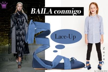 Bailarinas Miu Miu, Moda Infantil, Kids Wear, Blog de Moda Infantil, La casita de Martina, Zara Kids