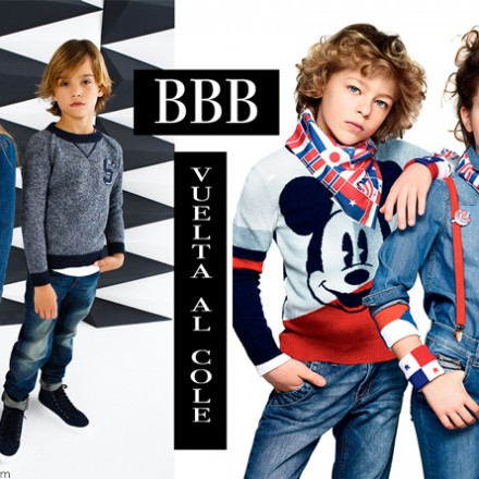Vuelta al Cole, Moda Infantil, Ropa niños colegio, La casita de Martina, Benetton, Sfera, Kids Wear