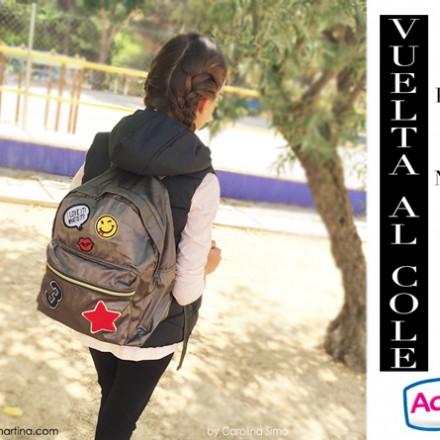 Actimel Kids, Vuelta al cole, Alimentacion Infantil, Blog Moda Infantil, La casita de Martina