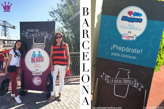 Actimel Kids, Blog de Moda, Blogger Moda, La casita de Martina, Carolina Simo, Nutrición infantil