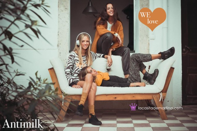 Antimilk, Moda Infantil, Tendencias Moda Infantil, La casita de Martina, Blog de Moda Infantil