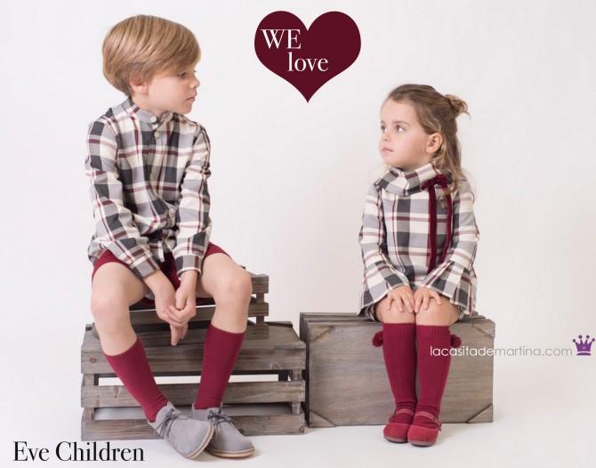 Eve Children, Moda Infantil, Tendencias Moda Infantil, La casita de Martina, Blog de Moda Infantil