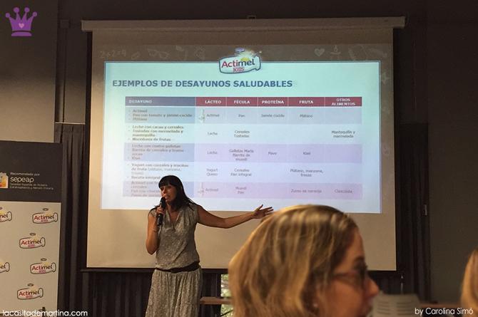 Alimentacion, Maternidad, Actimel, Blog Moda Infantil, La casita de Martina