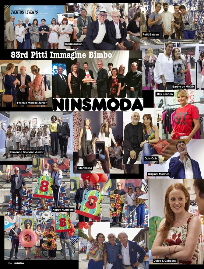 Ninsmoda, revista de moda infantil, ferias moda infantil, kids wear, la casita de martina, Pitti Bimbo