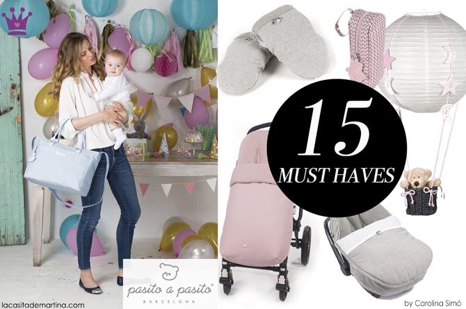 Pasito a Pasito, Puericultura, Fundas Bugaboo, Blog Moda Infantil, La casita de Martina