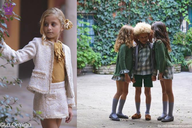 La Ormiga, Moda Infantil, Blog de Moda Infantil, La casita de Martina, Kids Wear