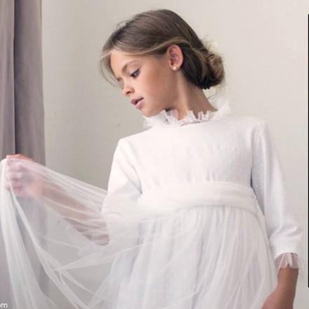 Vestidos comunion petritas 2019