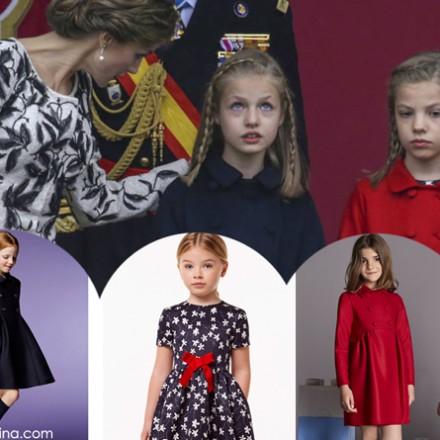 Abrigos Leonor y Sofía, Marca ropa Leonor y Sofía, Blog de Moda Infantil, La casita de Martina