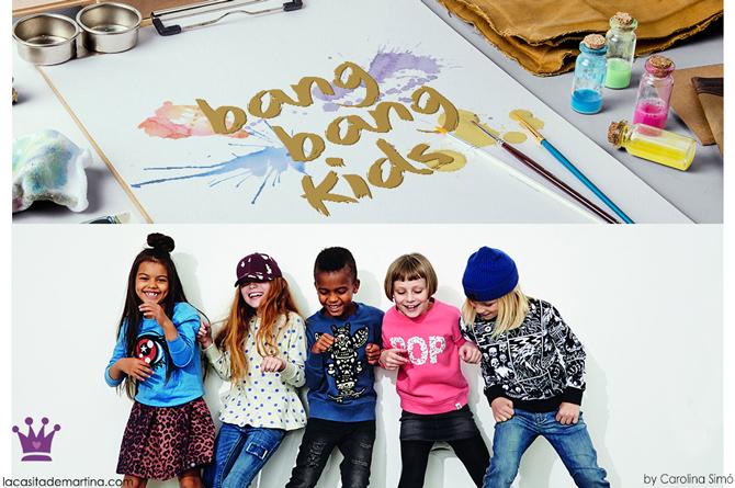Tienda de Moda Infantil, Bang Bang Kids, La casita de Martina, Blog Moda Infantil, Molo