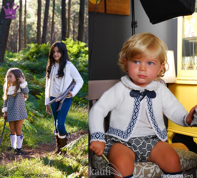 Kauli, Moda Infantil, Kids Wear, Blog de Moda Infantil, La casita de Martina, Carolina Simo