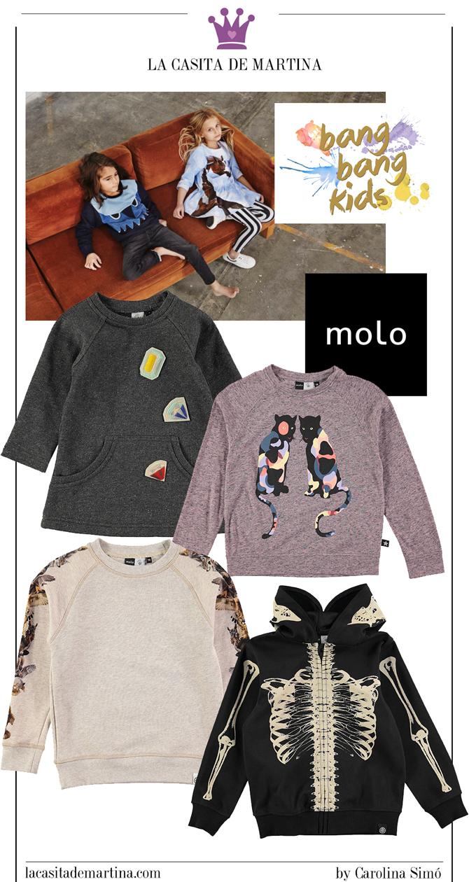 Tienda de Moda Infantil, Bang Bang Kids, La casita de Martina, Blog Moda Infantil, Molo, 6