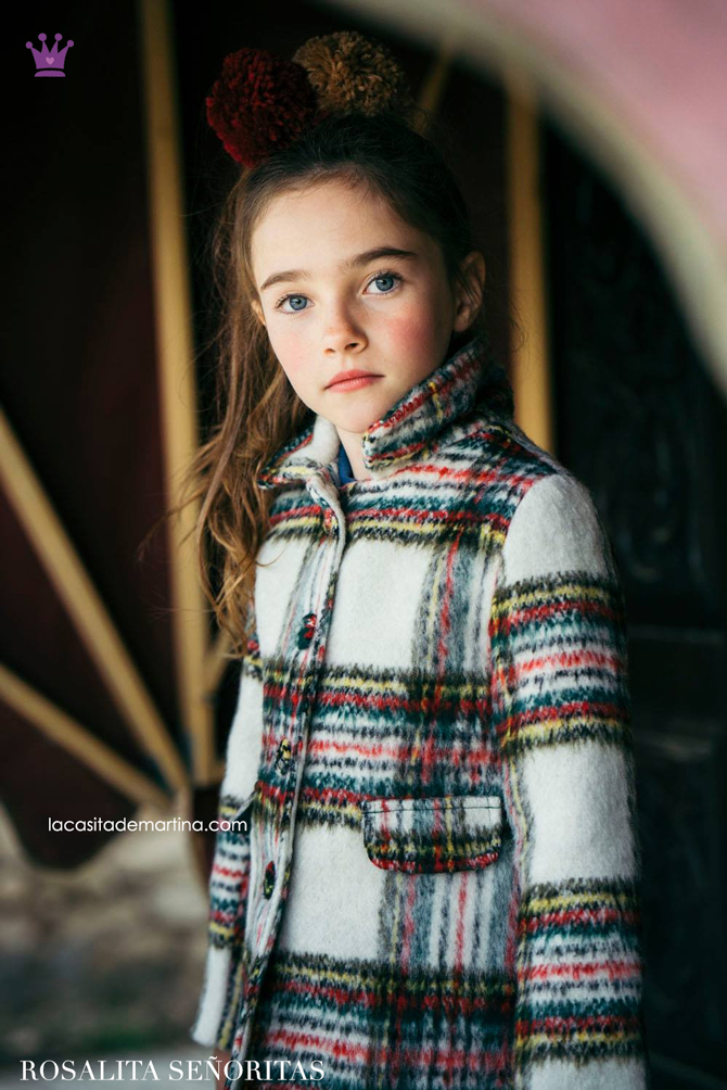Rosalita Señoritas, Moda Infantil, La casita de Martina, Blog de Moda Infantil