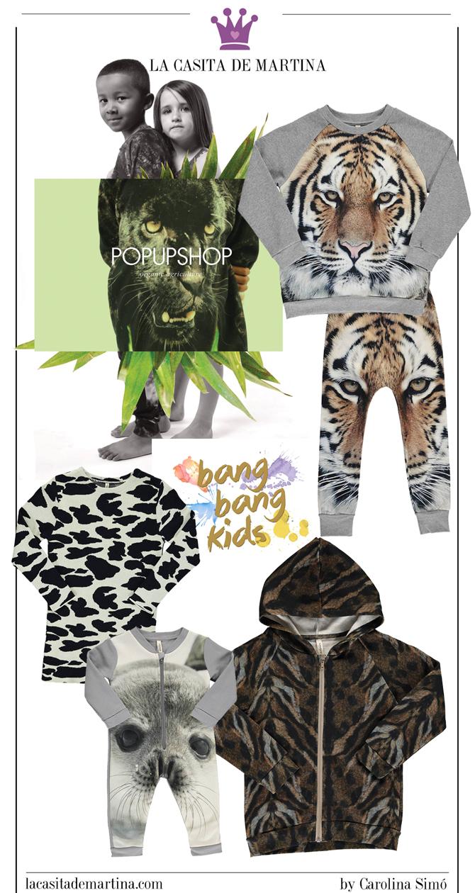 Tienda de Moda Infantil, Bang Bang Kids, La casita de Martina, Blog Moda Infantil, Popupshop