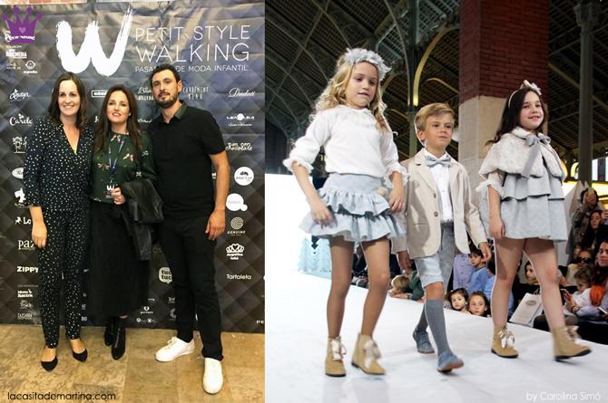 Petit Style Walking, Blog de Moda Infantil, Desfile Moda Infantil, La casita de Martina, Kids Wear
