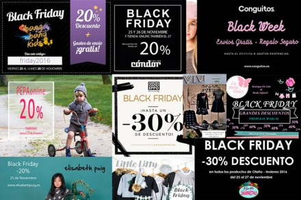 Black Friday, Blog de Moda Infantil, La casita de Martina, Kids Wear
