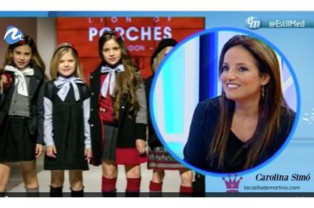Mediterraneo Television, Estil Mediterraneo, Blog de Moda Infantil, Carolina Simo, La casita de Martina