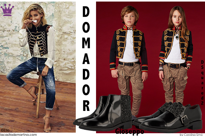 Tendencias Moda Infantil, Blog de Moda Infantil, La casita de Martina, Carolina Simo, Gioseppo