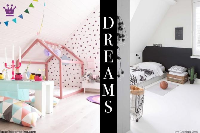 Habitaciones infantiles, Puericultura, decoracion infantil, camas para ninos, blog de moda infantil, 7