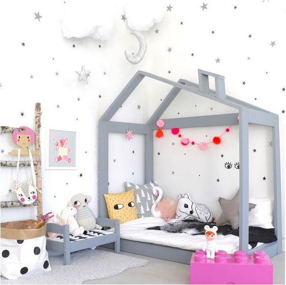 Habitaciones infantiles, Puericultura, decoracion infantil, camas para ninos, blog de moda infantil, 5