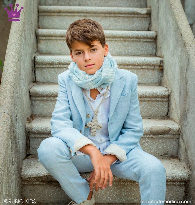 Trajes de comunion niño 2017, Moda Infantil, Blog Comunion, Primera Comunion, Rubio Kids