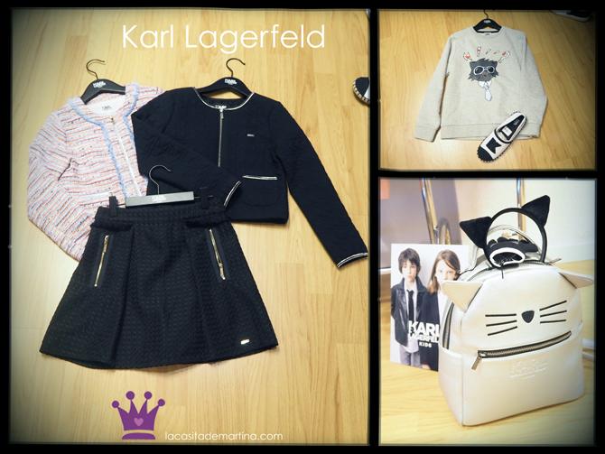 Blogger Moda Infantil, La casita de Martina, Karl Lagerfeld, Personal Shopper, Kids Wear, Moda Bambini, Moda Infantil