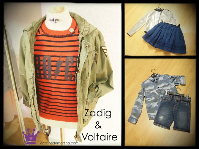 Blogger Moda Infantil, La casita de Martina, Zadig Voltaire, Personal Shopper, Kids Wear, Moda Bambini, Moda Infantil