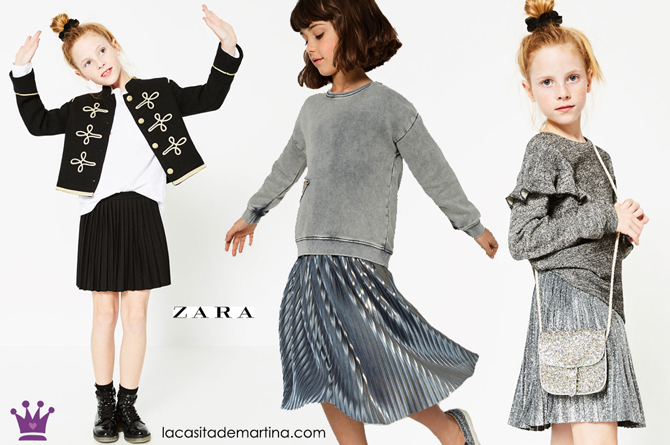 Tendencias Moda Infantil, Blog de Moda Infantil, La casita de Martina, Carolina Simo, Moda Infantil, Zara Kids