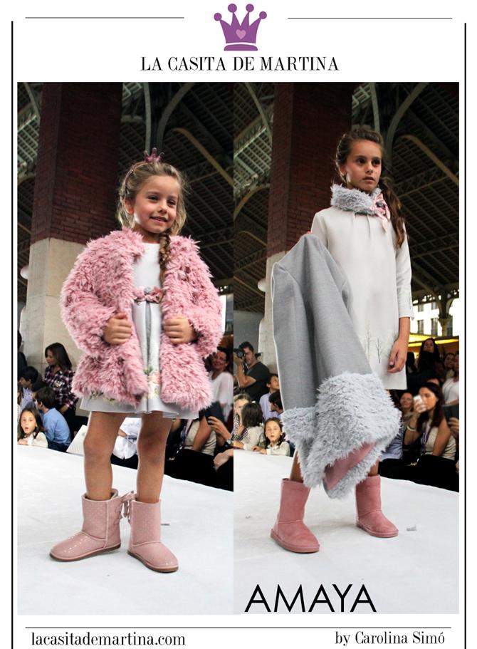 Petit Style Walking, Blog de Moda Infantil, Desfile Moda Infantil, La casita de Martina, Kids Wear, Artesania Amaya