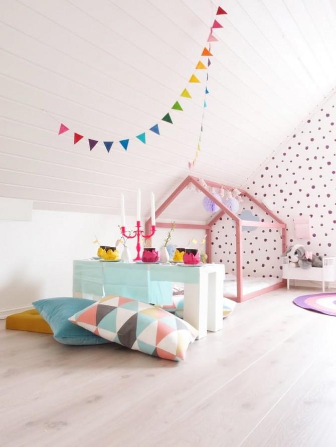 Habitaciones infantiles, Puericultura, decoracion infantil, camas para ninos, blog de moda infantil