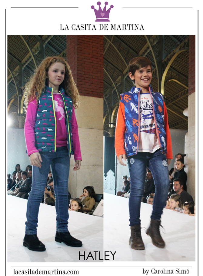 Petit Style Walking, Blog de Moda Infantil, Desfile Moda Infantil, La casita de Martina, Kids Wear, Hatley