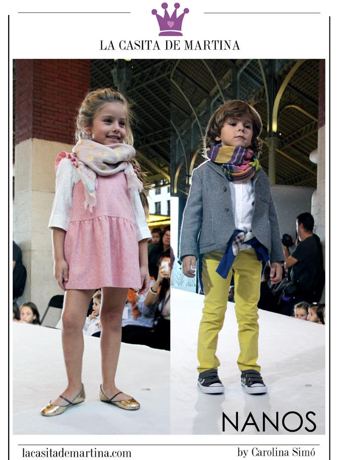Petit Style Walking, Blog de Moda Infantil, Desfile Moda Infantil, La casita de Martina, Kids Wear, Nanos