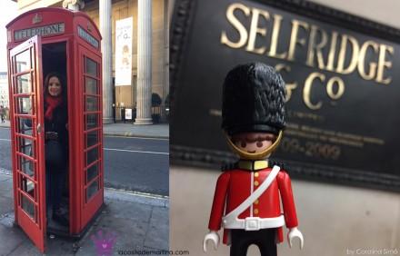 Guia viajar a Londres, Oyster, Travelcard, Candem Town, Torre de Londres, Mercadillos Navideños Londres