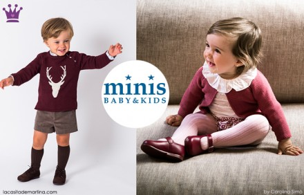 Moda Infantil, Minis baby and kids, Blog de Moda Infantil, La casita de Martina, Kids Wear