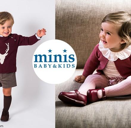 Moda Infantil, Minis baby and kids, Blog de Moda Infantil, La casita de Martina, Kids Wear