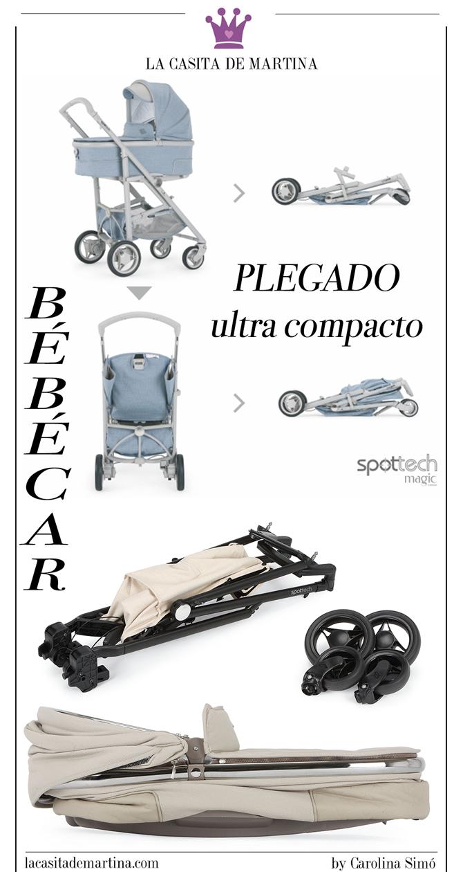 Bebecar, cochecito spottech, silla de paseo, Blog de Moda Infantil, La casita de Martina, Carolina Simo, 3