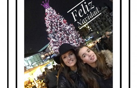 Moda Infantil, Blog de Moda Infantil, Felicitacion Navidad, La casita de Martina, Carolina Simo