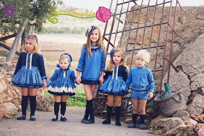 Moda Infantil, Marta a Marte, Miss Clementina, Bebéschic, Dolce Petit, Beatriz Montero, Belcoquet, La Amapola