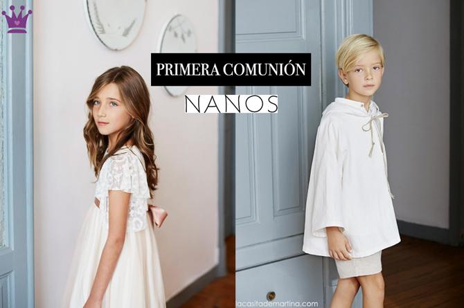 Trajes de Comunion Nanos, Vestidos de Comunion 2017, Moda Infantil, La casita de Martina, 0