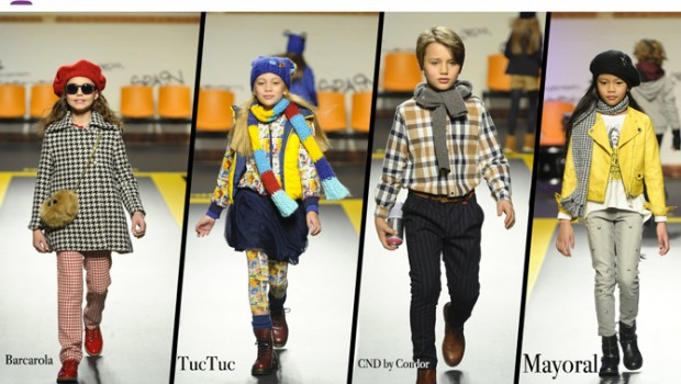 Moda Infantil, Pitti Bimbo, Cóndor, Mayoral, TucTuc, Barcarola, Desigual, Mayoral