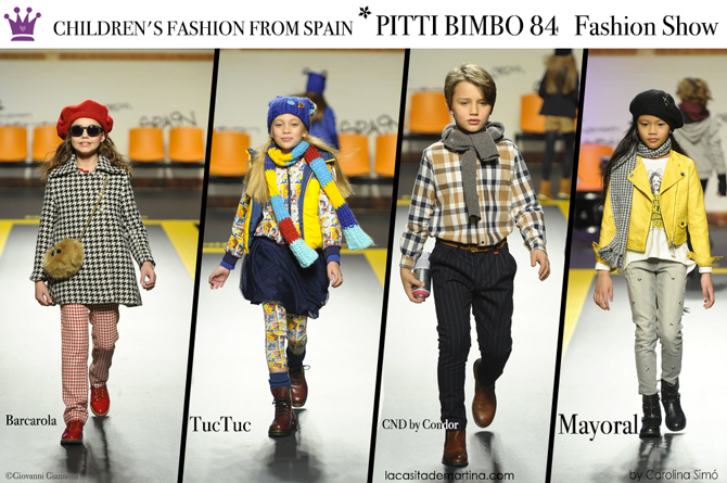 Blog de Moda Infantil, Pitti Bimbo, Mayoral, Moda Infantil, Kids Wear, Tendencias, Moda, 1