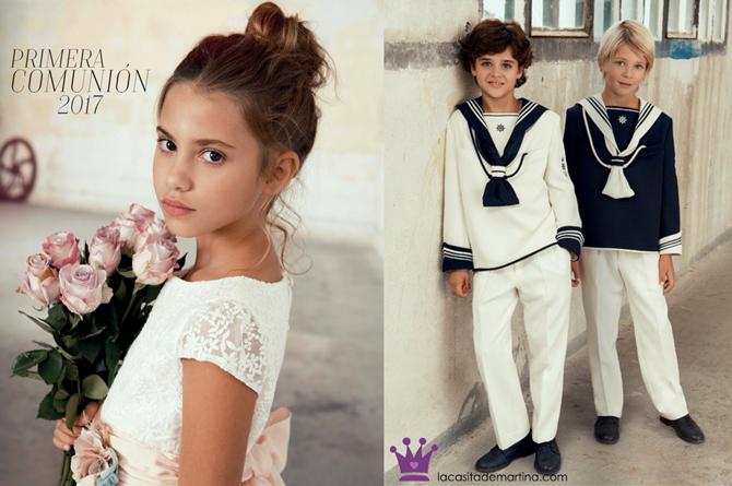 Trajes de Comunion El Corte Ingles 2017, Vestidos Comunion El Corte Ingles 2017, Blog de Moda Infantil, La casita de Martina