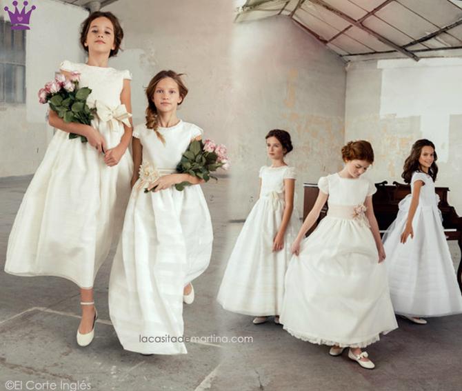 Trajes de Comunion El Corte Ingles 2017, Vestidos Comunion El Corte Ingles 2017, Blog de Moda Infantil, La casita de Martina, 4