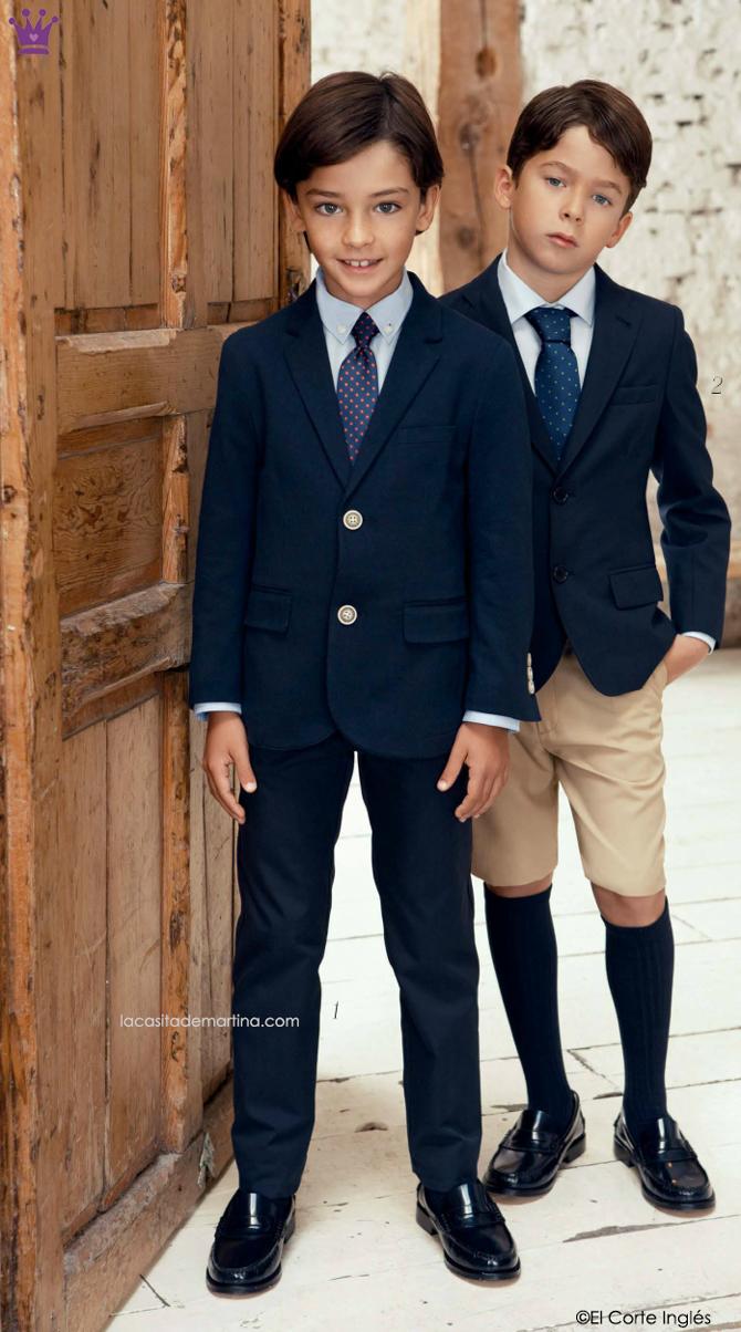 Trajes de Comunion El Corte Ingles 2017, Vestidos Comunion El Corte Ingles 2017, Blog de Moda Infantil, La casita de Martina, 9