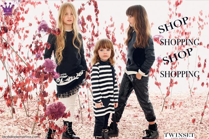 Moda Infantil, Twin Set, Blog de Moda Infantil, La casita de Martina, Kids Wear