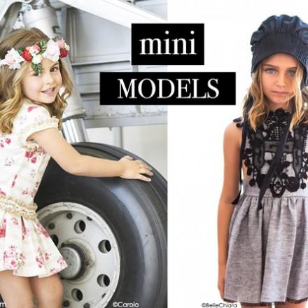 Blog de Moda Infantil, Colecciones moda infantil primavera verano, La casita de Martina, Kids Wear, Minimodels
