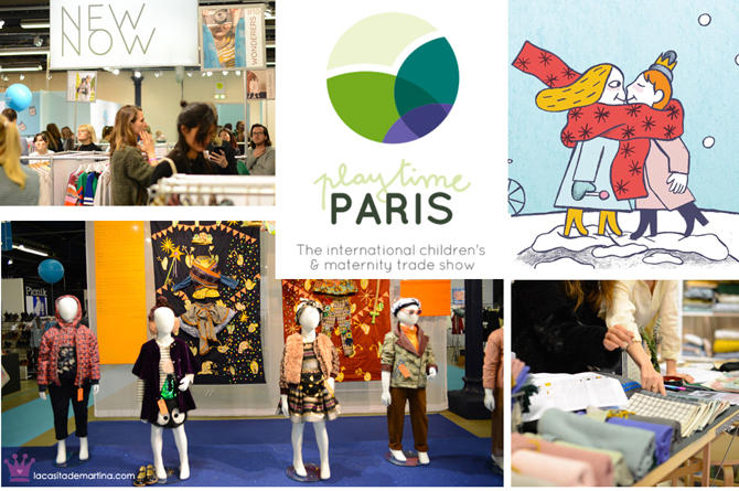 Playtime Paris, Moda Infantil, Moda Premama, La casita de Martina, Kids wear