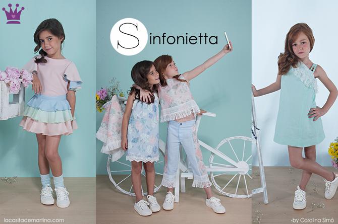 Sinfonietta, Moda Infantil, Kids Wear, Blog de Moda Infantil, la casita de Martina