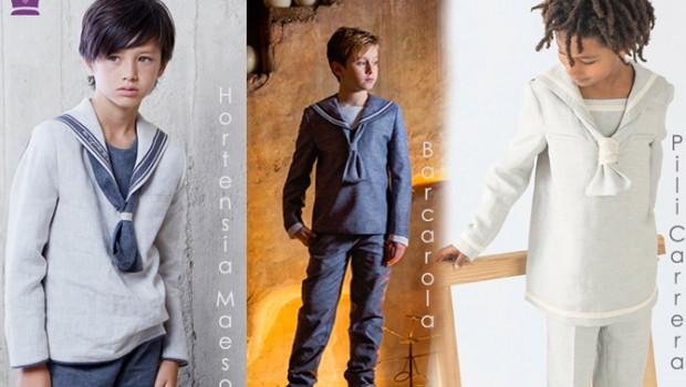 Trajes de Comunion, Blog Moda Infantil, Barcarola, Hortensia Maeso, Pili Carrera