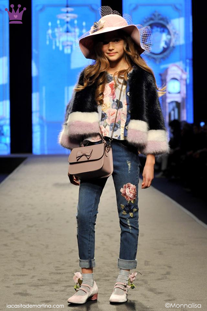 Moda Infantil, Monnalisa moda infantil, Pitti Bimbo, Blog de Moda Infantil, La casita de Martina, Kids Fashion Blog, 5